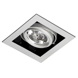 GINGKO-1 Black downlight Faro