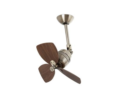 VEDRA Old gold ceiling fan Faro