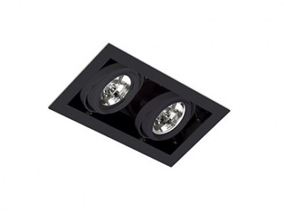 GINGKO-2 Black downlight Faro