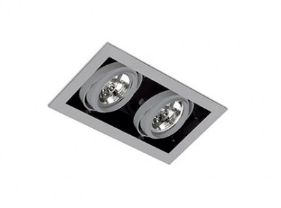 GINGKO-2 Grey downlight Faro