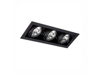 GINGKO-3 Black downlight Faro