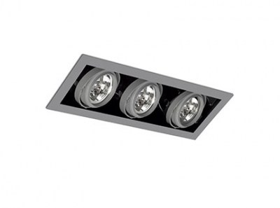 GINGKO-3 Grey downlight Faro