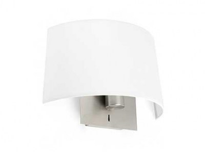 VOLTA White wall lamp Faro