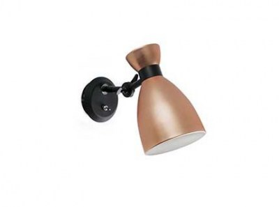 RETRO Copper wall lamp Faro