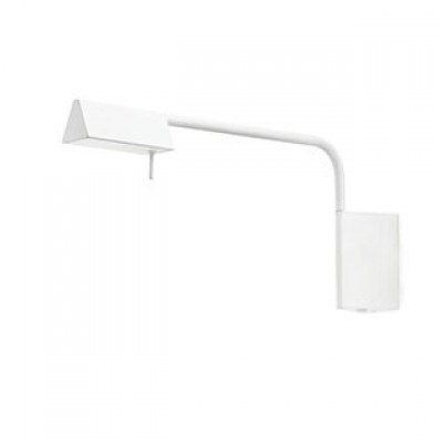 ACADEMY LED White wall lamp Faro