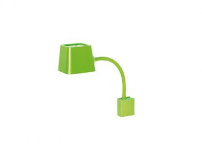 FLEXI Green wall lamp 1L Faro