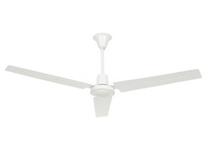INDUS White ceiling fan Faro