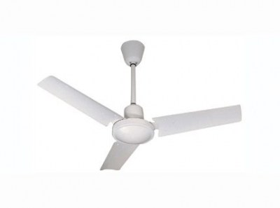 MINI INDUS White ceiling fan Faro