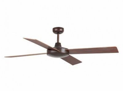 MALLORCA Brown ceiling fan Faro