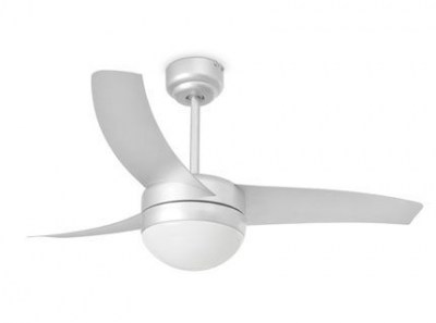 EASY Grey ceiling fan Faro