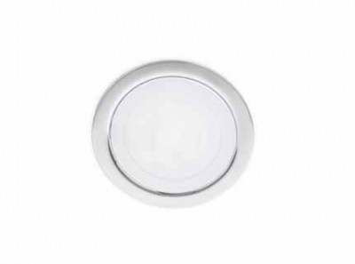 LED MINI Chrome recessed Faro
