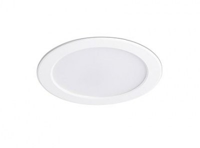 TOD LED White recessed lamp Faro