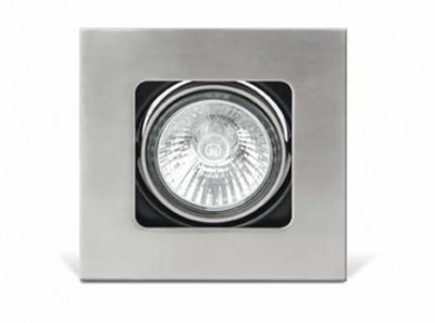 NEUTRON Matt nickel recessed 1L Faro