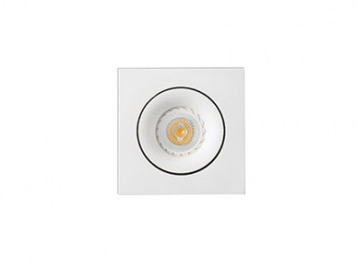 ARGÓN-C White recessed lamp Faro