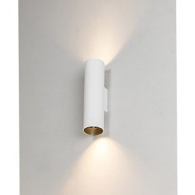 STAN White wall lamp 2L Faro