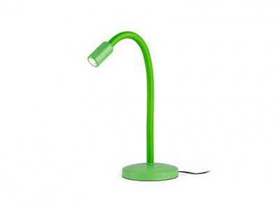 NUKA LED green table lamp Faro