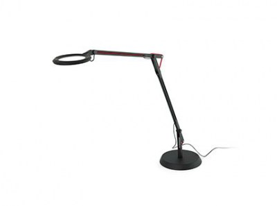 HALO Black table lamp Faro