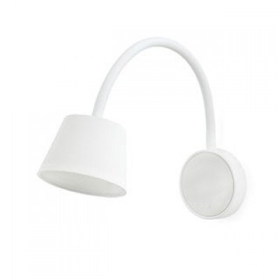 BLOME LED White wall lamp Faro