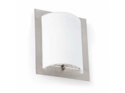 DIULA-2 Matt nickel wall lamp Faro