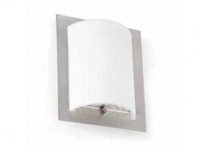 DIULA-1 Matt nickel wall lamp Faro