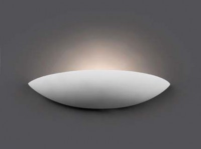 CHERAS-1 White wall lamp Faro