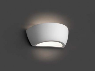 CHERAS-2 White wall lamp Faro