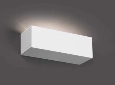 EACO-1 White wall lamp Faro