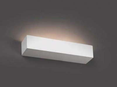 EACO-2 White wall lamp Faro