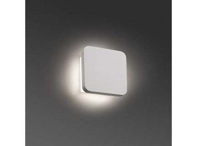 ELSA LED White wall lamp Faro