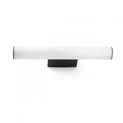 VOLGA WALL LAMP BLACK LED 5W 3000K Faro