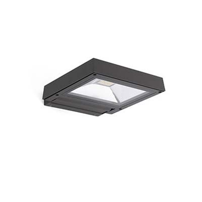 KARL LED Dark grey projector lamp Faro