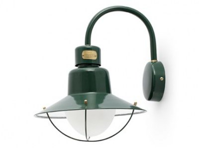 NEWPORT Green wall lamp Faro