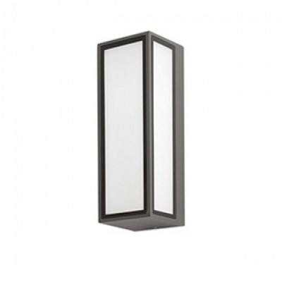 PIVOT LED Dark grey wall lamp Faro