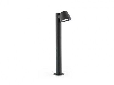 GINA Dark grey beacon lamp Faro