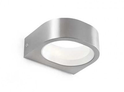 KAMI LED Inox wall lamp Faro