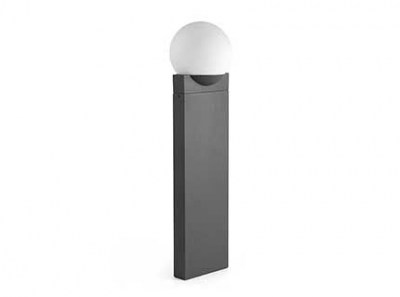 ROUNDER LED Dark grey beacon lamp Faro