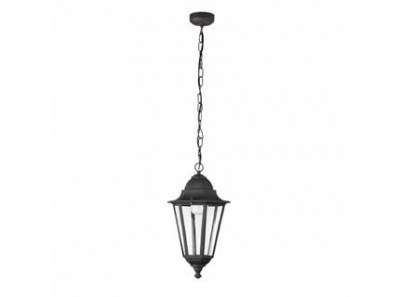 PARIS Black pendant lamp Faro