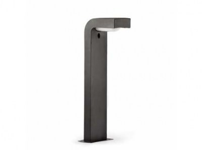 Klamp Dark grey beacon lamp h.660mm Faro