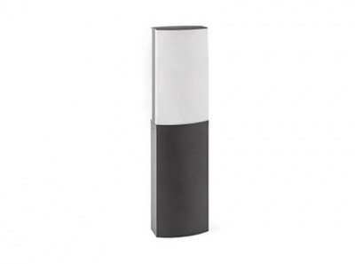 DATNA Dark grey beacon lamp h 100 cm Faro
