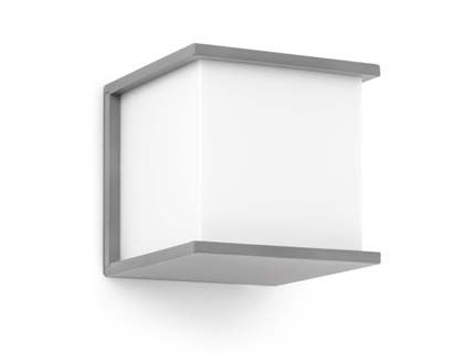KUBICK Grey wall lamp Faro