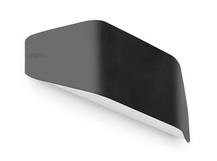 FUTURE Dark grey wall lamp Faro