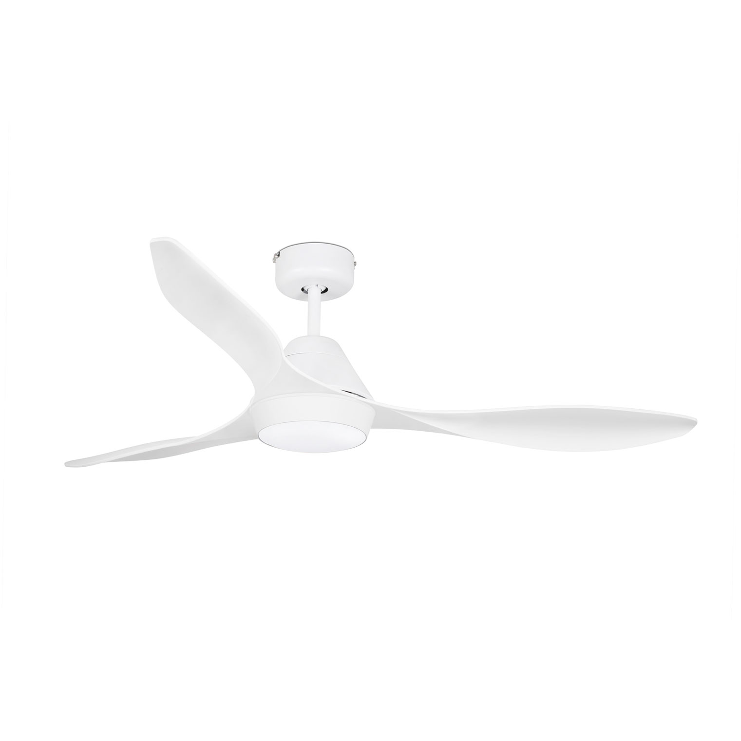 POLARIS Ø132 CM WHITE 3 BLADES LED 18W