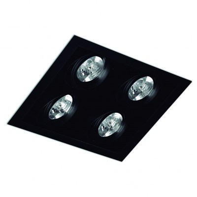 GINGKO-4 Black downlight Faro