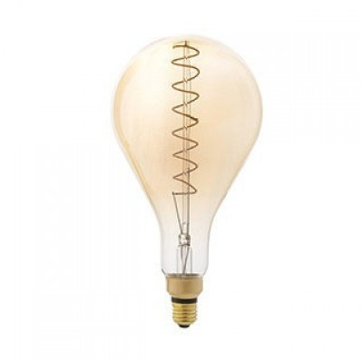 BULB A160 DECORATIVE FILAMENT LED AMBER E27 5W Faro
