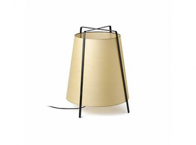 AKANE-G Beige table lamp Faro
