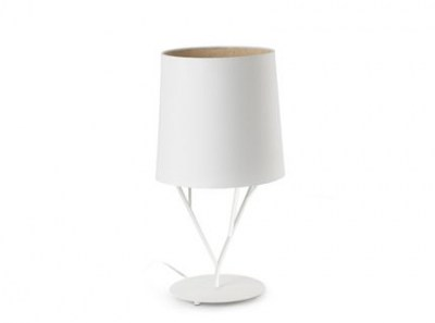 TREE White table lamp 1L Faro