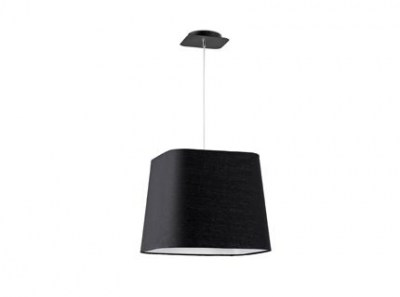 SWEET Black pendant lamp Faro