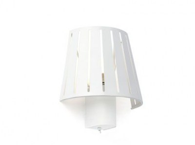 MIX White wall lamp 1L Faro