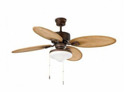 LOMBOK Brown ceiling fan Faro