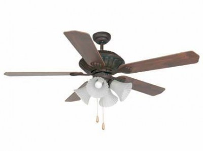 CORSO Brown ceiling fan Faro